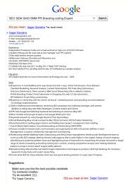 Sample Resumes 2014 by Seo Resume Resume For Your Job Application