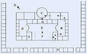 Baths Of Caracalla Floor Plan Sir Lawrence Alma Tadema