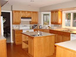 small kitchen cabinet design with cherry wood u2013 home improvement 2017