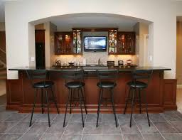bars for basements basement remodeling renovations omaha ne
