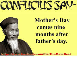 Confucius Says Meme - 25 best memes about confucius says confucius says memes