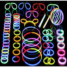 neon party supplies how to put together a candybuffet for a neon glow in the