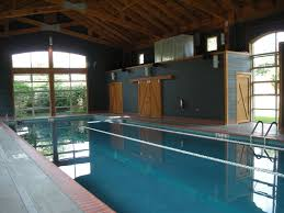 pool inside barn can you imagine farm pinterest barn