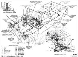1954 ford f100 wiring diagram dolgular com