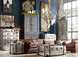 vintage home interior design living room futuistic sofa black wall vintage room designs ideas