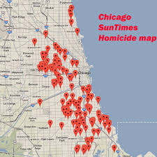 Blue Line Chicago Map by Mapping For Justice Create Map Stories Following Negative News