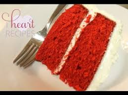 how to make red velvet cake easy recipe i heart recipes youtube
