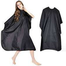 hairdresser capes trendy hairdressing hair design cut salon barber nylon gown cape cloth