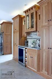 Extra Tall Kitchen Cabinets New York Extra Tall Bar Home Craftsman With Small Refrigerator
