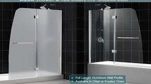 Frameless Shower Doors For Bathtubs Shower Stylish Bathtub Shower Doors Tub Shower Doors American