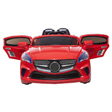 car mercedes red mercedes cla style electric ride on car red available in 3 colours