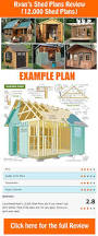 Backyard Shed Blueprints 268 Best Ryan Shed Plans Images On Pinterest Sheds Ryan O U0027neal