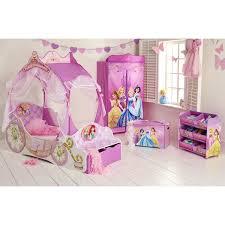Chambre Petite Fille Princesse by Lit Enfant En Bois Carrosse Disney Princess 864896 Achat
