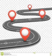 car road street highway business roadmap infographics design