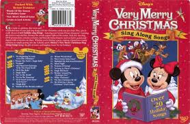 sing along songs merry 786936199765 disney dvd