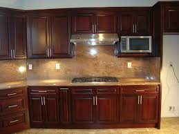 Kitchen Ideas With Cherry Cabinets by Kitchen Room 2017 Kitchen Dark Cabinets Light Granite Wooden