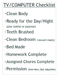Clean Bedroom Checklist Michelle U0027s Creative Cache