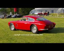 classic maserati a6g maserati a6g 2000 by zagato 1954 1955