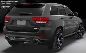 jeep cherokee 2015 price 2013 2015 jeep grand cherokee srt8 alpine and vapor