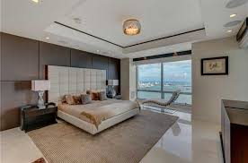 modern master bedroom with concrete tile u0026 carpet zillow digs