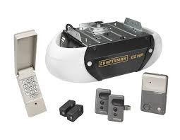 garage door opener components craftsman garage door opener parts