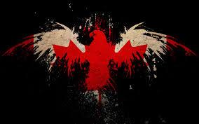 leaf eagles canada flags canadian flag free wallpaper