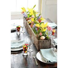 Easter Sunday Table Decorations by 15 Gorgeous Ideas For Easter Flower Arrangements Easter