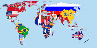 World Map Oldest by Oldest Person Living Today Was Born When World Looked Like This
