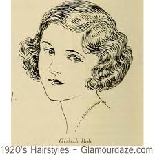 shingle haircut the 1920s also known as the roaring 1920s hairstyles 12 classic bob cuts glamourdaze