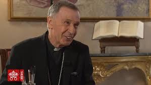 ladari a ladaria papa francesco ci insegna ad essere vicini alla gente