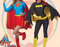 Batwoman Halloween Costume Batgirl Costume Etsy