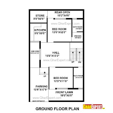 home design for 20x50 plot size architectural plans naksha commercial and residential project