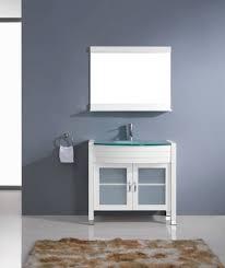 Nightfly White Bedroom Vanity Set Modern Vanity Set Modern Bathroom Vanity Mist Mist 21 Pd Mist