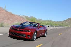 convertible camaro ss 2014 chevrolet camaro ss convertible driving report car review