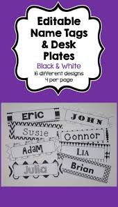 Home Name Plate Design Online Best 20 Desk Name Plates Ideas On Pinterest Classroom Name Tags