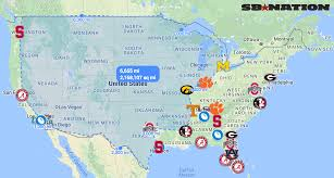 Map Of Florida Colleges by There Are No 5 Star 2017 College Football Recruits In This 2 2