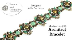 youtube beads bracelet images Architect bracelet design tutorial jpg