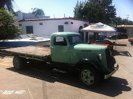 dodge one ton trucks for sale 1936 dodge 1936 dodge brothers 1 1 2 ton flatbed truck