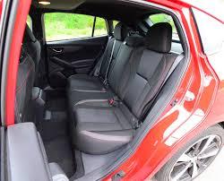 2017 subaru impreza hatchback trunk 2017 subaru impreza 2 0i sport hatchback review u0026 test drive