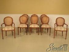 cane dining chairs antique furniture ebay