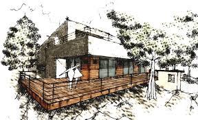 Architectural House Plans Unique Architecture Houses Sketch Dezembro Dia Do And Decorating