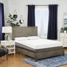 sleep zone huntington 10 inch queen size memory foam mattress