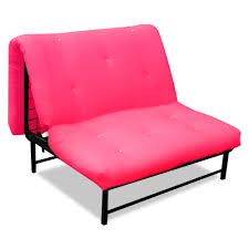 furniture comfortable twin futon chair with cushions for elegant