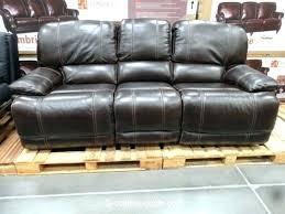 Costco Sofa Leather Berkline Leather Reclining Sofa Iamfiss