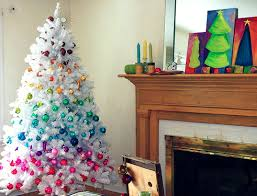 omg a chakra christmas tree that is a good idea old st nick