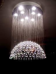 stylish contemporary crystal chandeliers 10 best images about