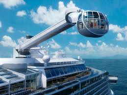 royal caribbean u0027s newest attraction north star on quantum of the
