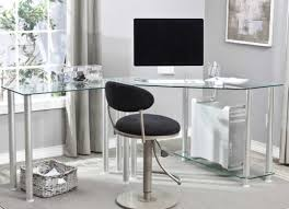 idabel dark brown wood modern desk with glass top outstanding snapshot of traditional wood desk hypnotizing thick