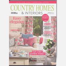 interior design fresh country homes and interiors magazine