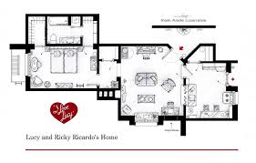tv show apartment floor plans floor plans of your favorite tv apartments nerdist